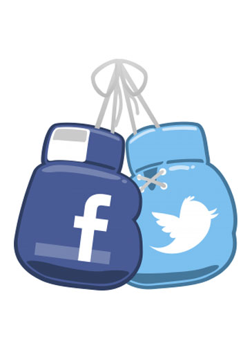 Facebook vs. Twitter – The Better Option for Marketing